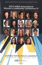 2019 ADEA International Women's Leadership Conference VI convida la Dra. Maria-Pau Ginebra com conferenciant