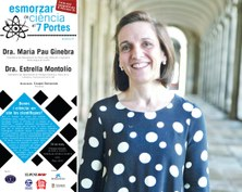 """La Dra. Maria Pau Ginebra, convidada a l'Esmorzar de Ciència al 7 Portes dedicat a """"Dones i Ciència"""""""