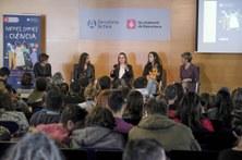 """La Dra. Cristina Canal, investigadora convidada a la Taula Rodona dins la la jornada """"Nenes, dones i ciència"""""""