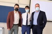 Carles Mas-Moruno, Joaqum Miguela i Joan Josep Roa