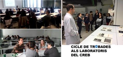 El BBT celebra la seva Jornada Interna Anual i la 6ª Jornada del Cicle de Trobades als Laboratoris del CREB