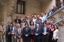 La Dra. Maria Pau Ginebra, Premi ICREA Acadèmia