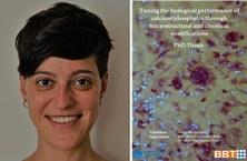 Premi Extraordinari de Doctorat de la UPC a la Dra. Anna Diez Escudero