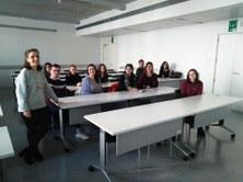 Estudiants visitants UCy