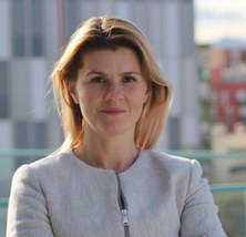 Dr. Joanna Sadowska, Julia Polak European Doctorate Award