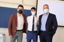 Carles Mas-Moruno, Joaqum Miguela & Joan Josep Roa