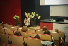 Dra. Marta Pegueroles, Invited Speaker